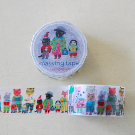 masking tape   Yumi Kitagishi