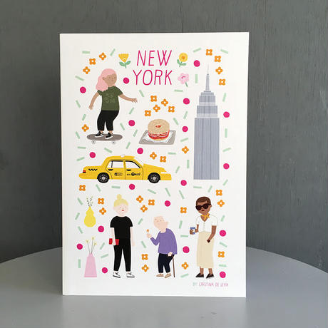 NEW YORK notebook | Cristina de Lera