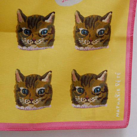 Handkerchief FACE | Nathalie Lété