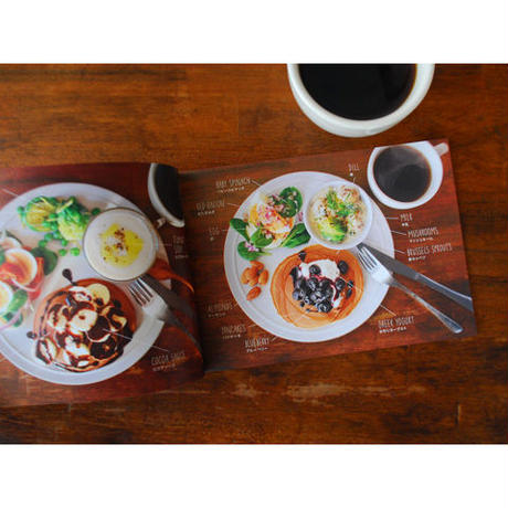 ZINE : I MAKE BREAKFAST vol.1
