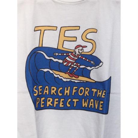 TES MALIBU SURFER TEE