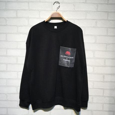 T/CポンチPVCポケット(薔薇)全3カラー