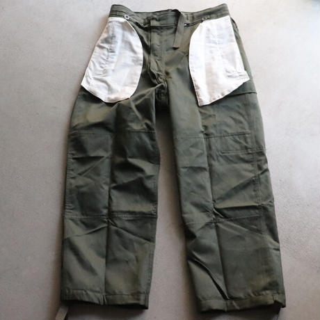 DEAD STOCK / Belgium Army M-88 Field Pants/Rebuild(ベルギー軍M-88フィールドパンツ)