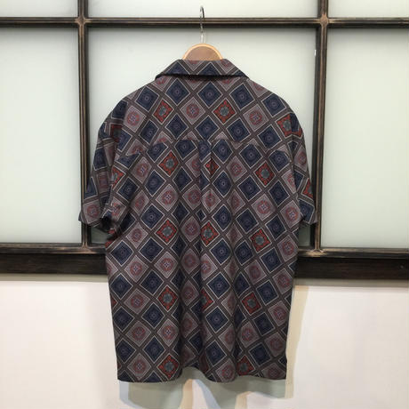 ドロップショルダーオープンカラーシャツ(全2カラー)