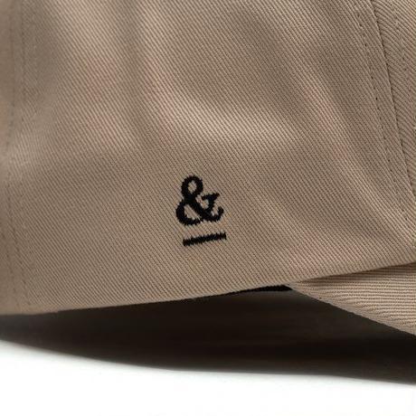MACK BARRY VOLUME MACK LOGO CAP(全2カラー)