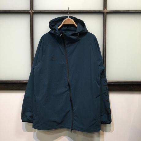 FXP ストレッチナイロン斜めジップジャケット(全2カラー)