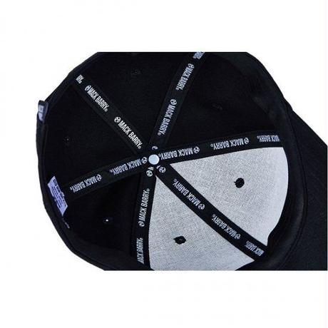 MACK BARRY MACK NUMBER CURVE CAP