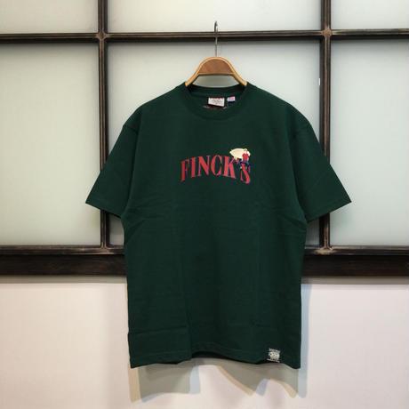 FINCK'S US コットンTEE(全2カラー)