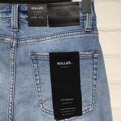 ROLLA'S STINGER-ORGANIC CRUSH