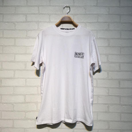MIS FIT  CANDLE WHIP SS TEE