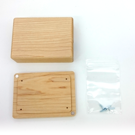 Wooden case for IchigoJam (Natural)