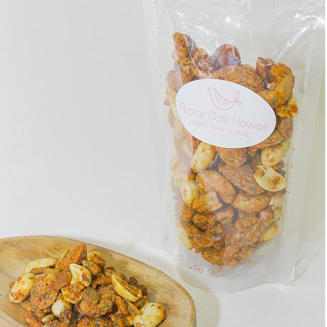 【バラエティ6袋セット】グラノラ 100g×2袋 メープルナッツ70g×2袋 ケイジャンナッツ90g×2袋