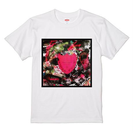 予約販売★【COLORHUL DONPERI PARIS 】メンズ サーフ プリントTシャツ