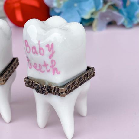 ミニポータリーケース✨乳歯ケース✨ピンク