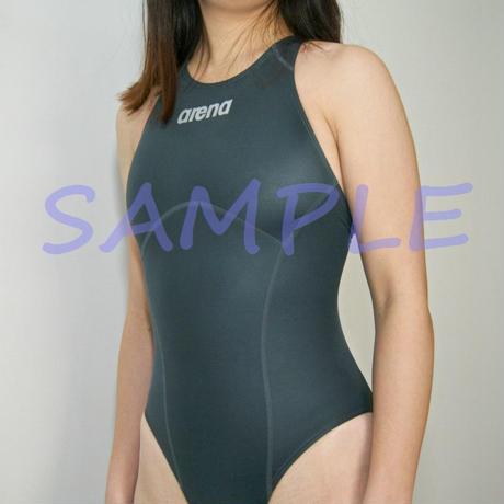 【PeachStyle】競泳水着写真集【れーや - アリーナ編】