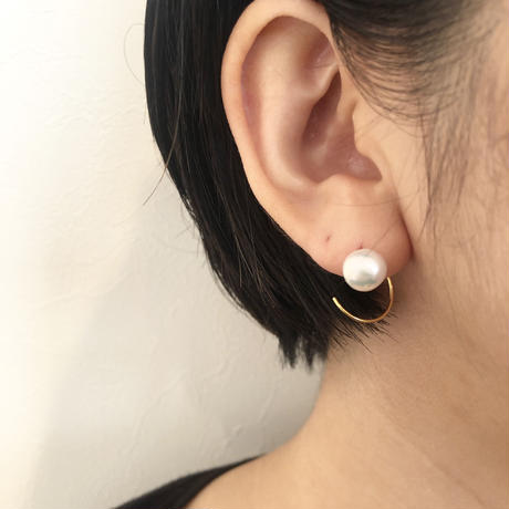 Earring & Pierce freshwater
