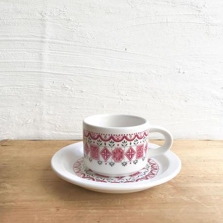 東洋陶器タイル模様C&S