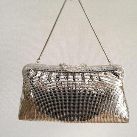 Japanvintage銀細工bag