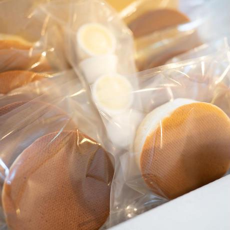 ホットケーキ〈24枚セット〉予約販売(2021年4月発送予定)