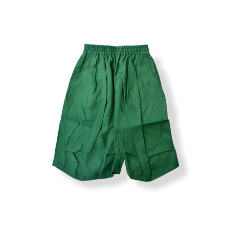 "【 GRIS 21SS 】Hem tack Half Pants [GR21SS-PT002] ""パンツ"" / GRASS / S-L"