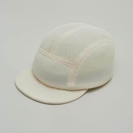 """【 MOUN TEN. 21SS 】doube russell mesh jetcap  [21S-MA20-0947] """"キャップ"""" / sandbeige"""
