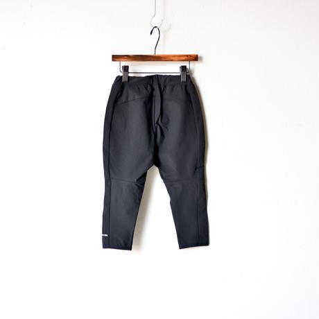 《再生産決定!》【 MOUN TEN. 2020SS 】ice stretch slimpants [MT191018-a] / black