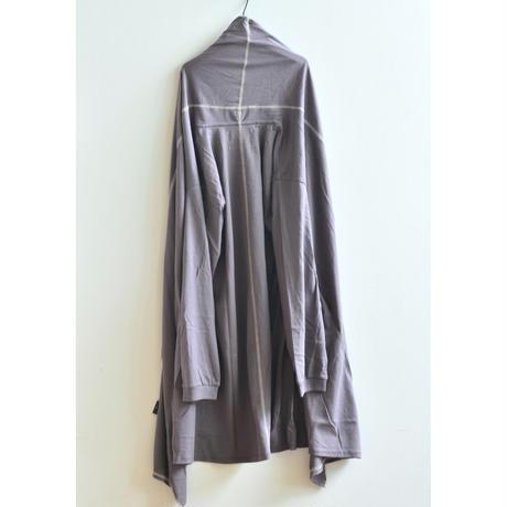 """【 GRIS 21AW 】 Stole Cape """"ストール"""" / Purple / size L(135-150)"""