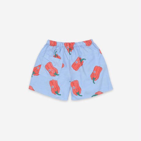 """【 BOBO CHOSES 21SS 】Vote For Pepper All Over Woven Shorts(121AC074)""""ショートパンツ"""""""