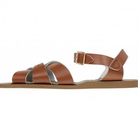 """【 Saltwater Sandals 21SS】 海でも履けるソルトウォーターサンダル  """" Original """"  / タン / 20 - 22cm"""