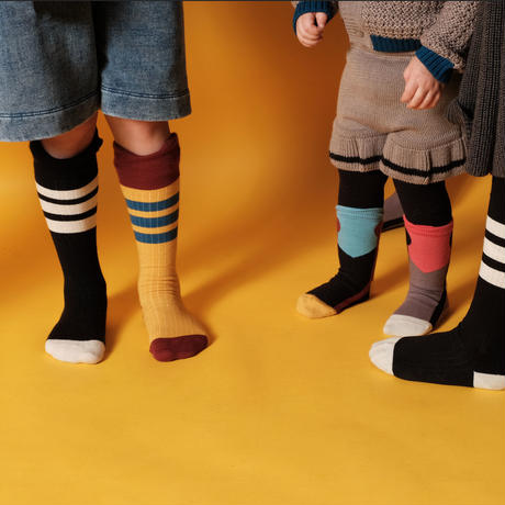 【Wolf&Rita 2017AW】FRILL SOCKS / LIGHT BLUE