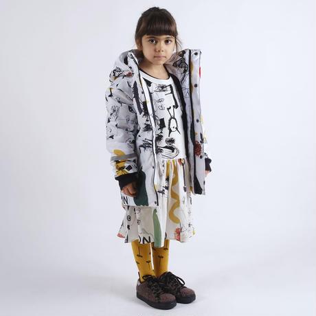 "【 WOLF&RITA 21AW】MERCEDES LOVE THEATER ""ワンピース"" / 4-10Y"