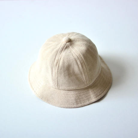 "【 Chocolatesoup 20SS 】SOFT PILE HAT  "" ハット "" / BEIGE"