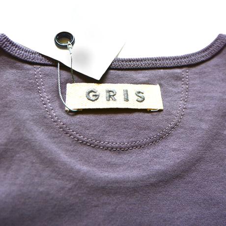 "【 GRIS 21SS 】Tank Top [GR21SS-CU001] ""タンクトップ"" / PURPLE / S-L"