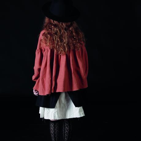 【Little Creative Factory 2017AW】076 Frida's Woolen Skirt / Black