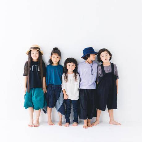 【 nunuforme 2019SS 】nf11-898-500 little T / Charcoal