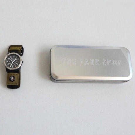 【 THE PARK SHOP 】親子お揃いで!TPS-90 WATERBOY WATCH