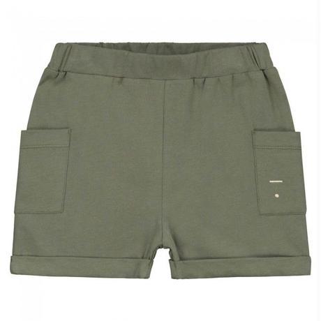 "【 GRAY LABEL 2020SS】Relaxed Pocket Shorts  ""ショートパンツ"" / Moss / 90-130cm"