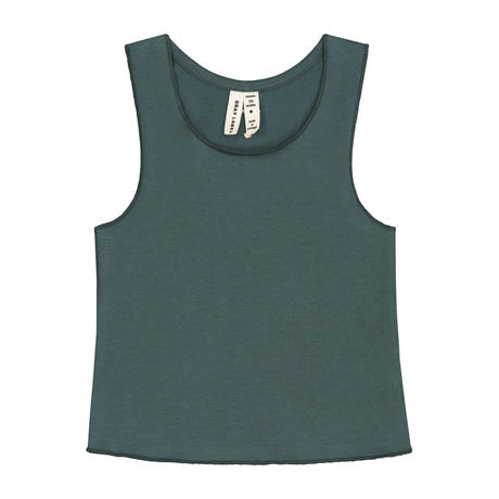 【 GRAY LABEL 2019SS】Baby Tank Top / Blue Grey / 9-12m