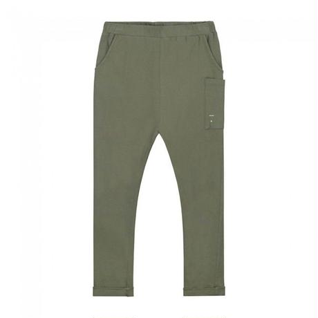 """【 GRAY LABEL 2020SS】Relaxed Pocket Trousers  """"ロングパンツ"""" / Moss / 90-140cm"""
