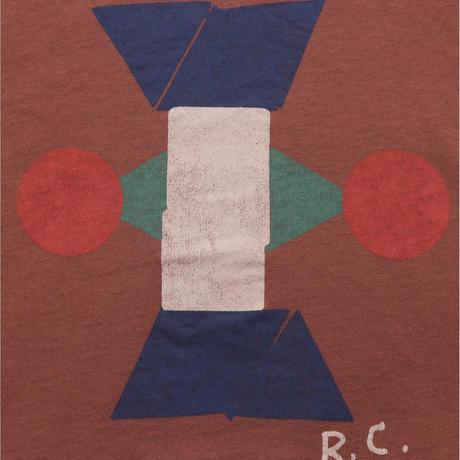 "【 BOBO CHOSES 21AW 】Figure long sleeve T-shirt(221AC012) ""ロンT"""