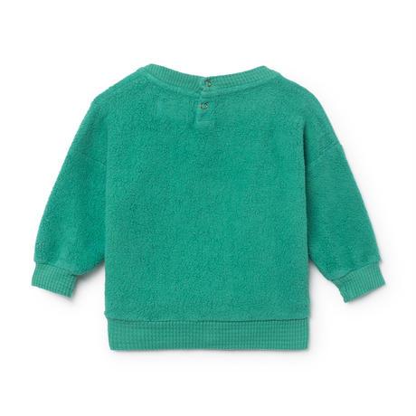 【 Bobo Choses 2018AW 】 218192 Bird Ship Skin Fleece Sweatshirt