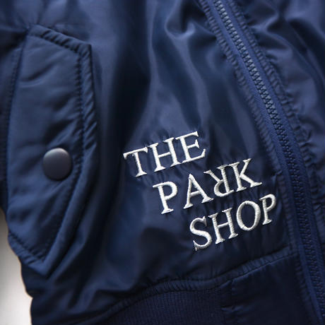 "【 THE PARK SHOP 20AW 】PARK MA-1 JACKET(TPS-324) ""アウター"" / navy"