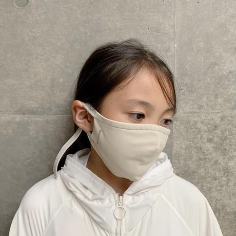 【 MOUN TEN. 20AW 】マスク / サンドベージュ x サンドベージュテープ
