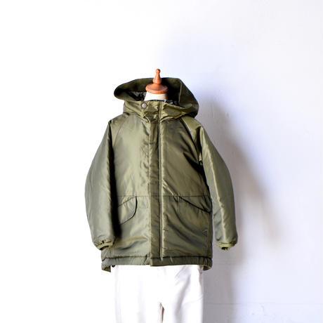 【 MOUN TEN. 2019AW 】insulation coat     / khaki / 95 - 140