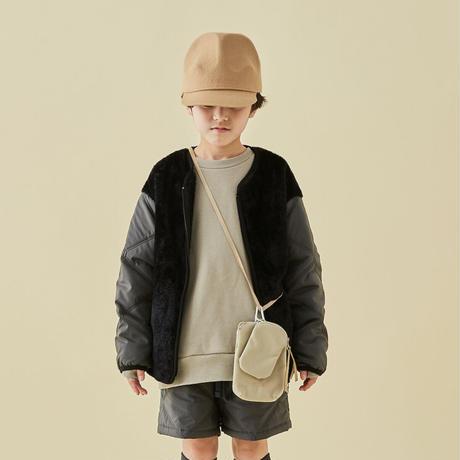 "【 MOUN TEN. 21AW 】mountain cap "" 帽子 "" / ベージュ"