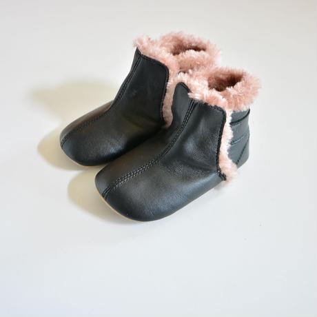 【 OLD SOLES アーカイブ 】 #045 Polar Boots  / ブラック