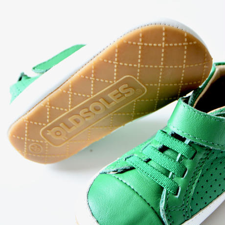 【 OLD SOLES 2019AW】#074 CHEER BAMBINI / GREEN