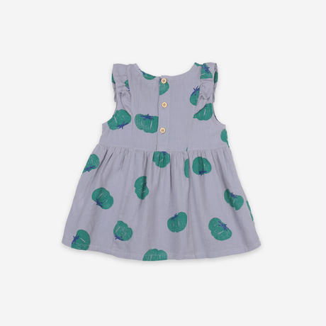 "【 BOBO CHOSES 21SS 】Tomatoes All Over Ruffle Dress(121AB072)""ワンピース"""
