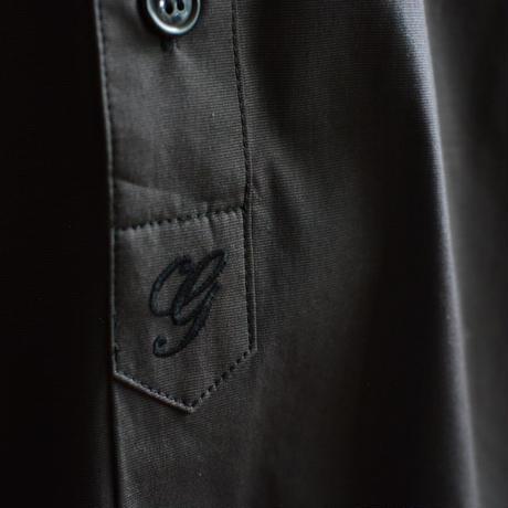 "【 GRIS 21AW 】 Long Pullover Shirt ""ロングシャツ"" / Log Wood / size XL(150-160)"