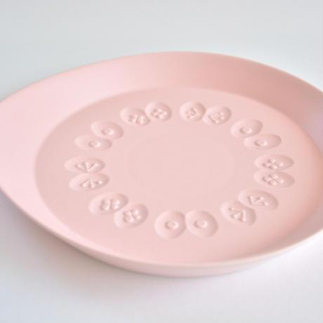 """ミナ ペルホネン / """"Choucho"""" コドモの器 おおきなおさら ピンク"""